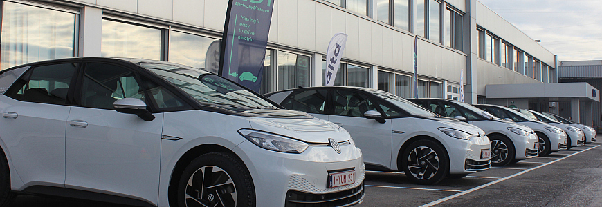 Balta confirms its sustainable approach with the introduction of six electric cars